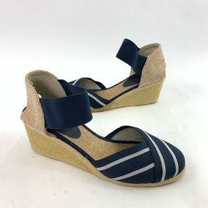 Lauren Ralph Lauren Charla Wedge Sandals